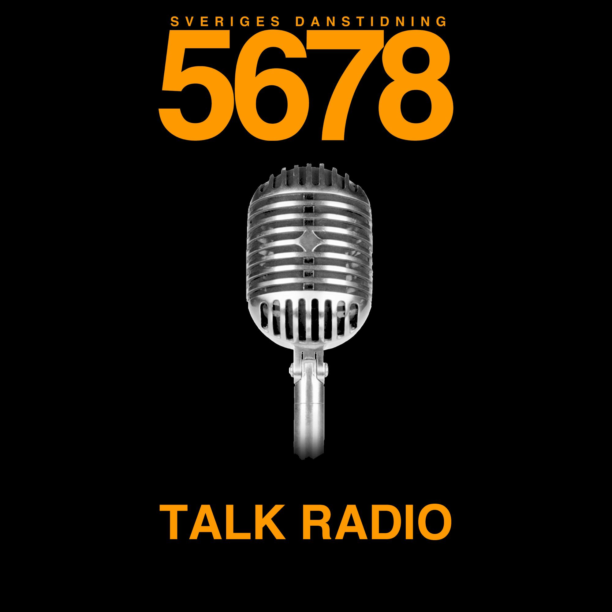 5678.se Talk Radio Podcast